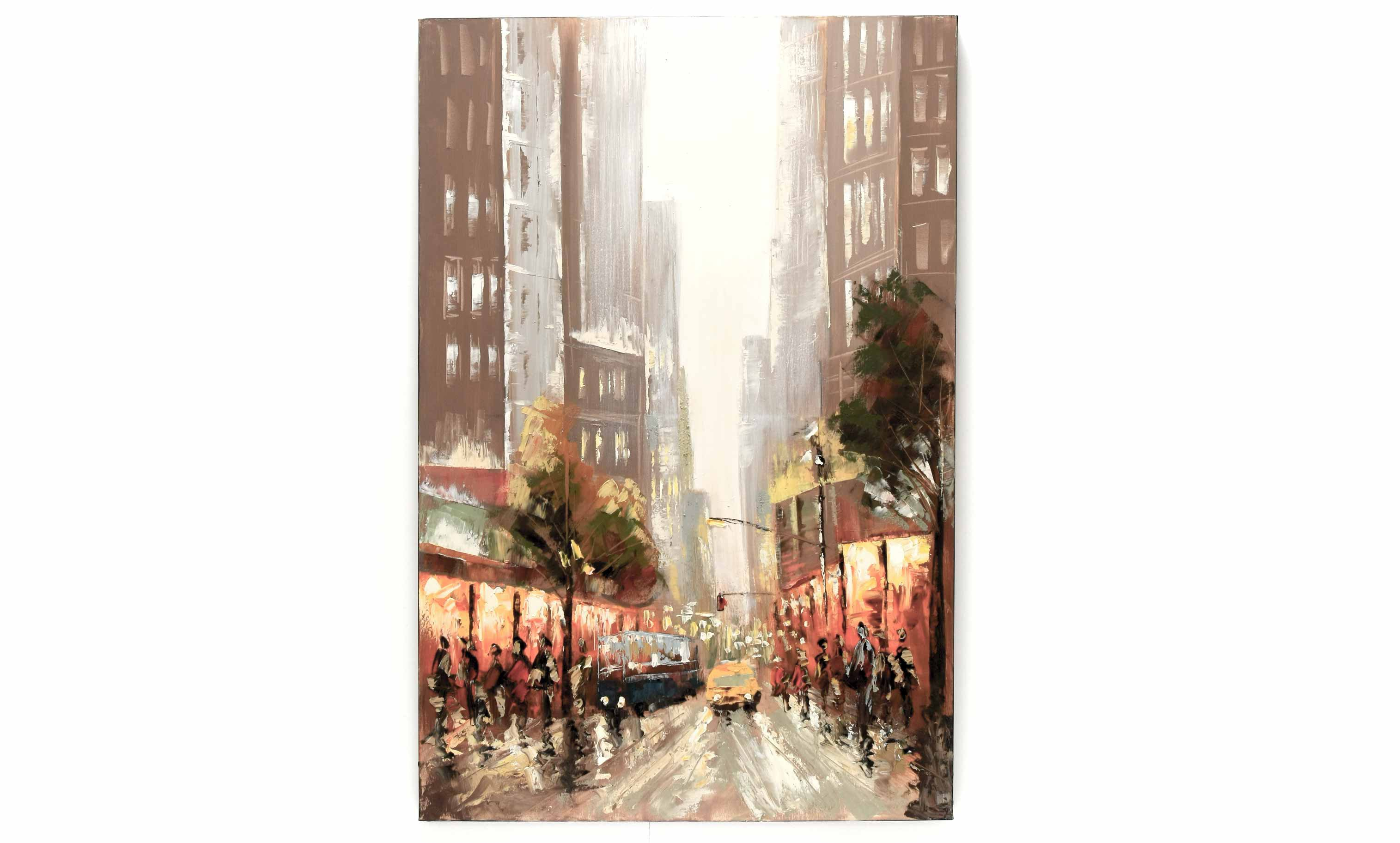 Tableau new york 5eme avenue new art gallery for Tableau paris londres new york